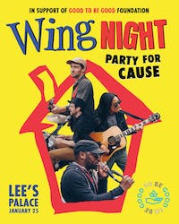 Wing Night (the band) - Good to be good