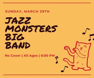 Jazz Monsters Big Band