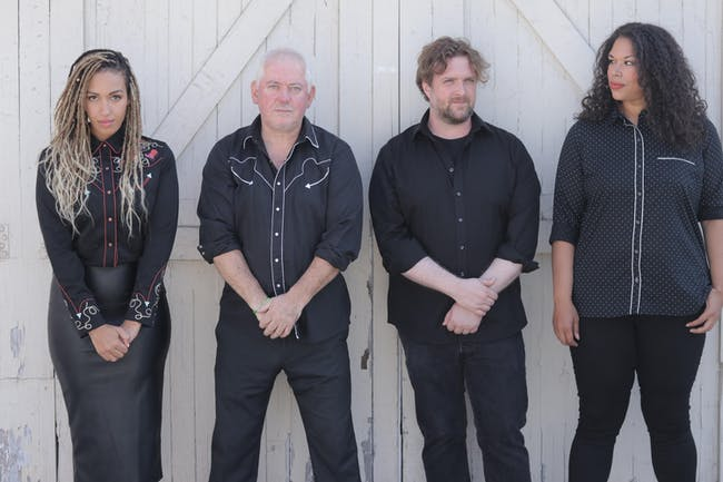 Jon Langford's FOUR LOST SOULS