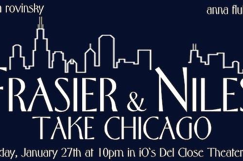 Frasier and Niles Take Chicago