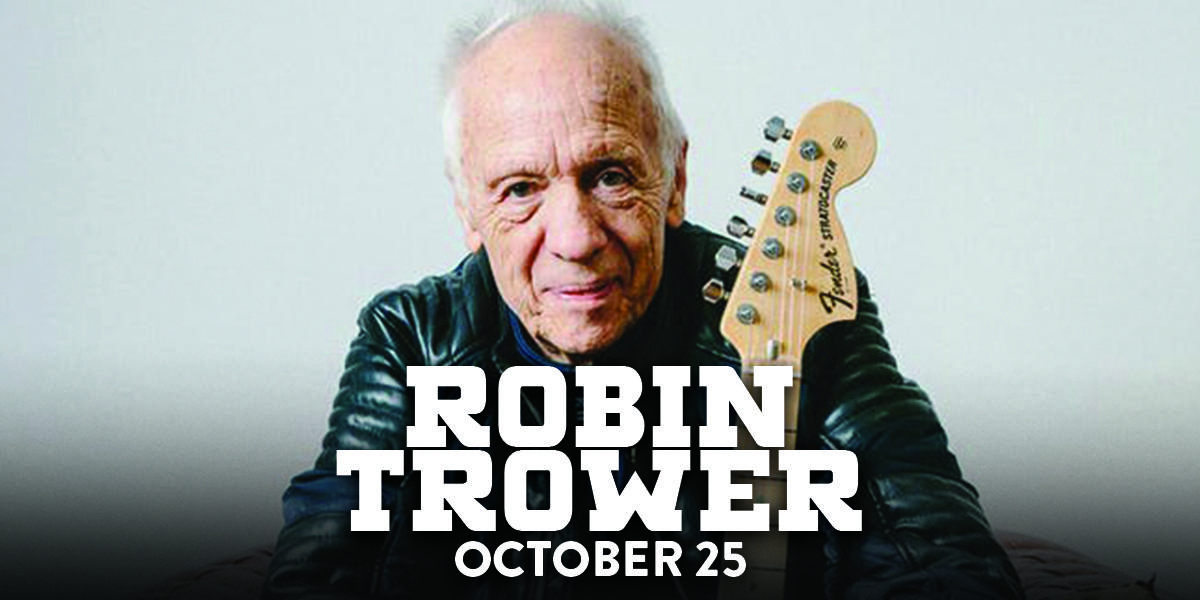 Robin Trower at  Maryland Hall for the Creative Arts