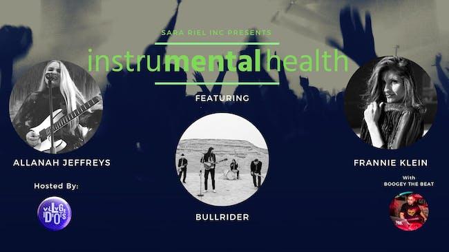 instrumental health by Sara Riel Inc