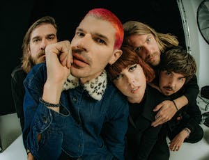 Grouplove: Healer Tour with Jealous of the Birds