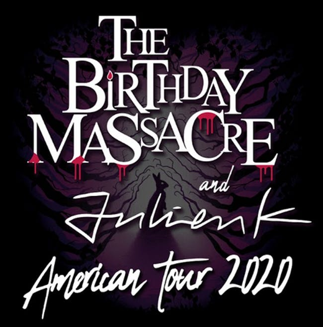 *NEW DATE* The Birthday Massacre