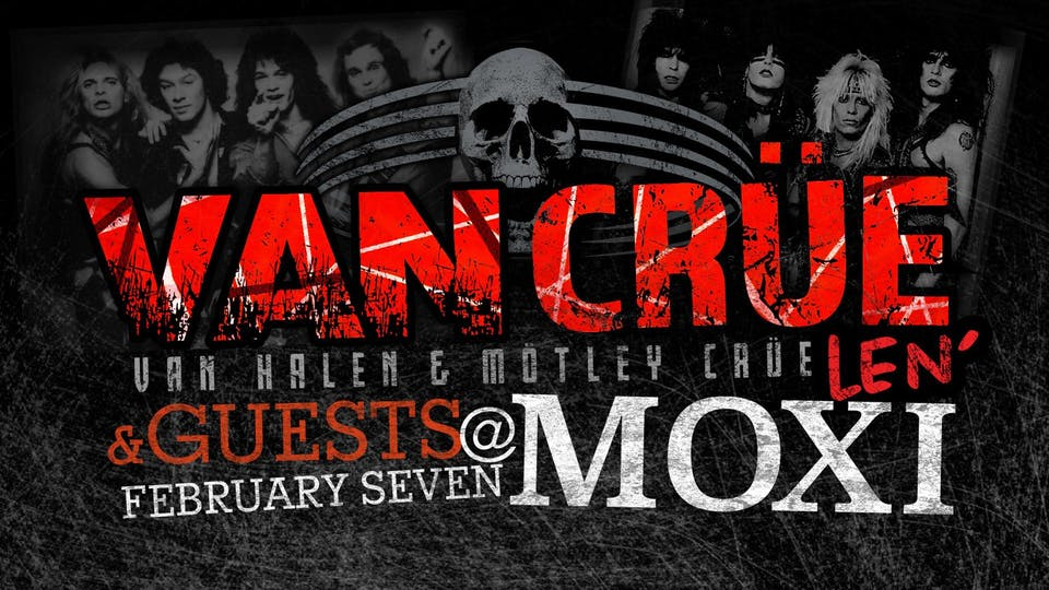 Van Crüelen - Tribute to Van Halen & Mötley Crüe