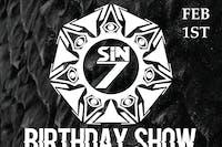 Sin7 & Friends (Birthday Bash)