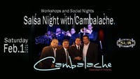 Dinner and Dancing with Orquesta Cambalache.