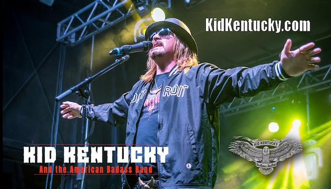 Kid Kentucky & the American Bad Ass Band - A Kid Rock Tribute