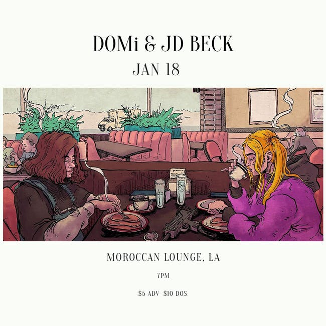 DOMi & JD Beck (Early Show)