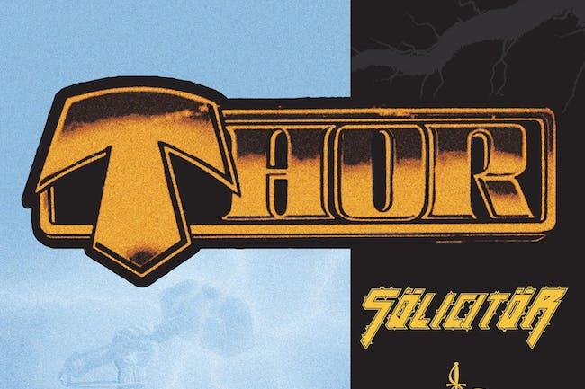 Thor, Solicitor, Greyhawk, Point Zero