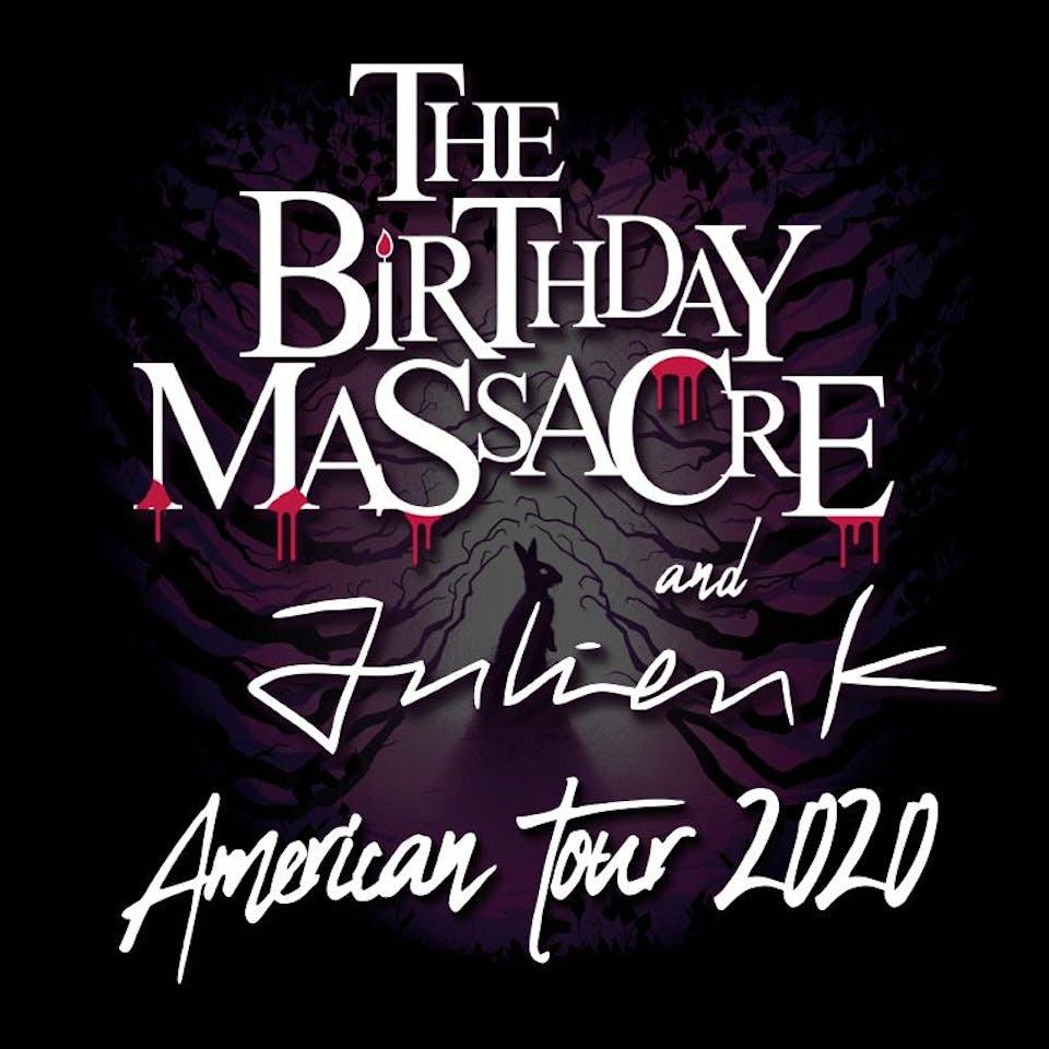 The Birthday Massacre in Tampa