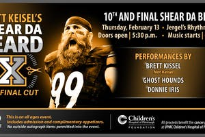 Brett Keisel - Shear Da Beard - The Final Cut!