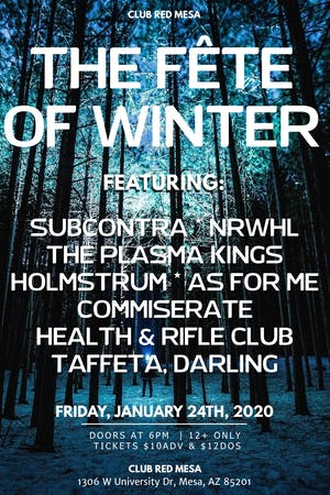 Superior Presents The Fête of Winter at Club Red