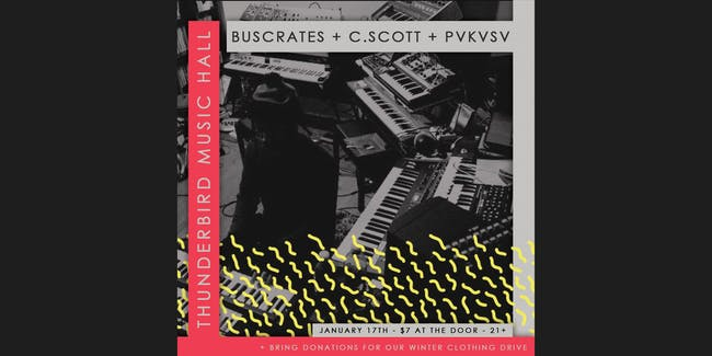 Buscrates, C.Scott, pvkvsv
