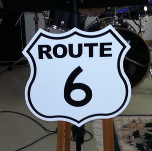 Route 6 / Self Taught No Lessons / Myth & Company