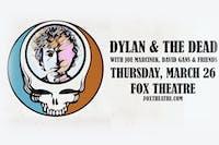 DYLAN & THE DEAD feat. JOE MARCINEK, DAVID GANS & FRIENDS