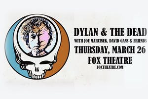 DYLAN & THE DEAD feat. JOE MARCINEK, DAVID GANS & FRIENDS