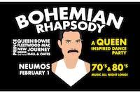Bohemian Rhapsody - A Queen Inspired Dance Party