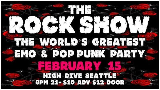 The World's Greatest Emo and Pop Punk Experience