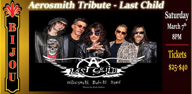 Aerosmith Tribute - Last Child