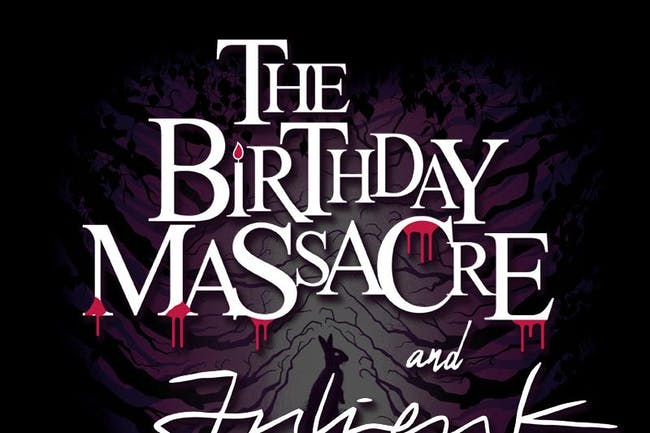 The Birthday Massacre - Postponed