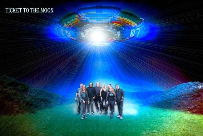 Ticket to the Moon: ELO Tribute