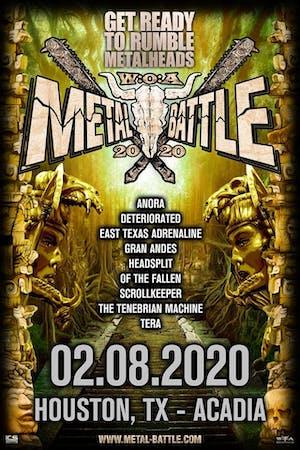 Wacken Metal Battle USA: Houston