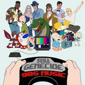 Sega Genecide : 90s Night!
