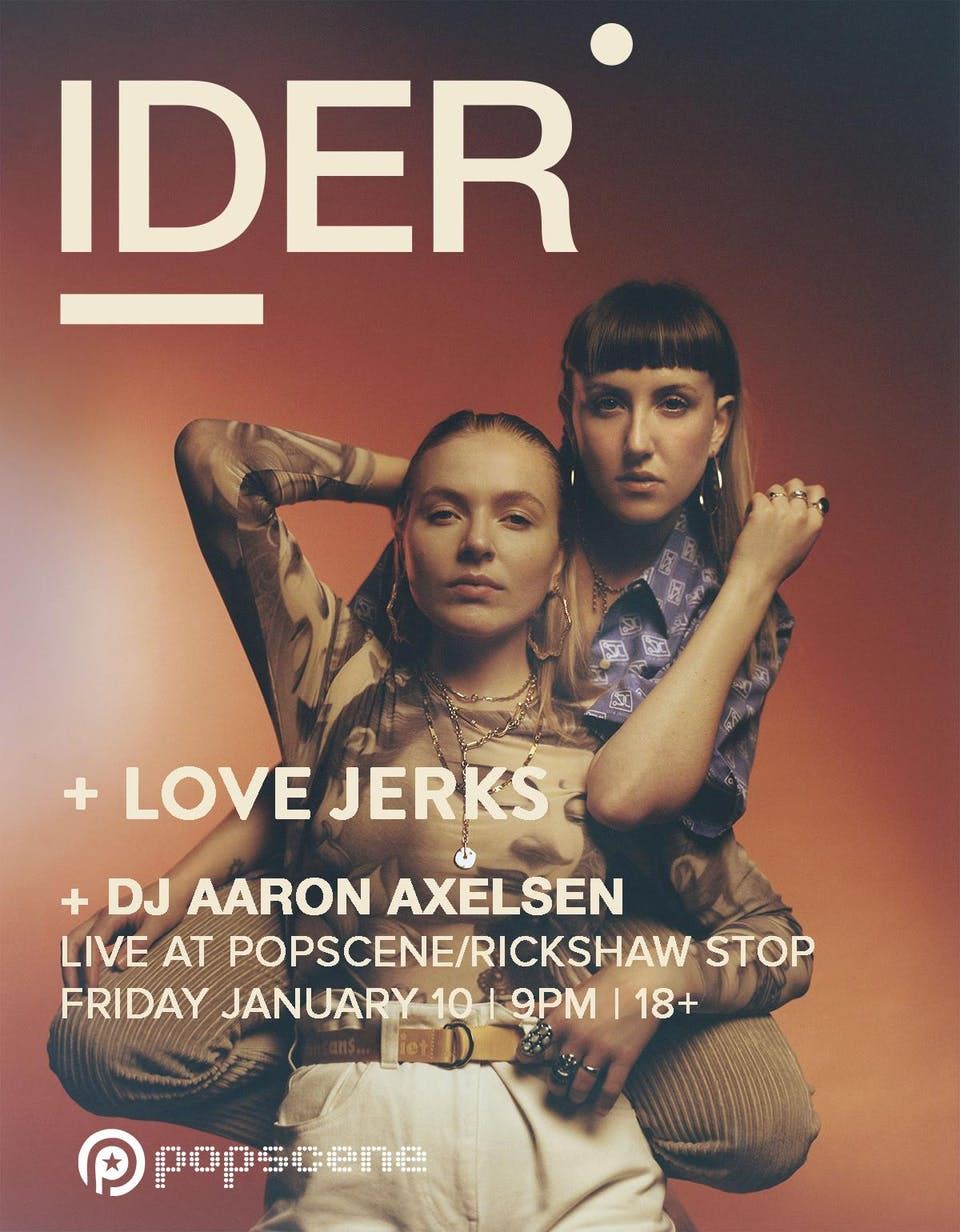 IDER with LOVE JERKS