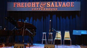 Freight Open Mic - May 11