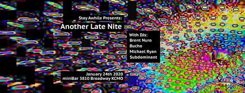 Stay Awhile Presents: Another Late Nite