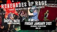 Renegades of Rage - RATM Tribute with Deftones Tribute