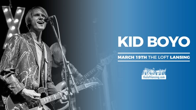 Kid Boyo | 3/19 at The Loft