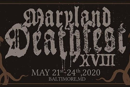 Maryland DeathFest Pre-Party