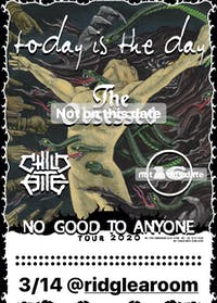 TODAY IS THE DAY • CHILD BITE • Speedealer • Blk Ops