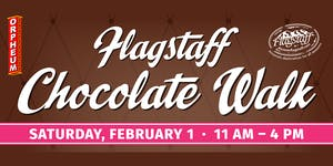 6th Annual Flagstaff Chocolate Walk