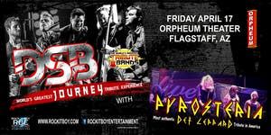 DSB - A Tribute to Journey with Pyrosteria - The Def Leppard Tribute