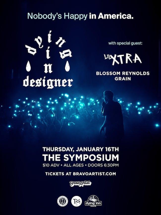 Dying in Designer @ The Symposium (1/16)