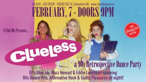 Clueless a 90s Retrospective Dance Party