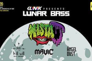 CLINIK Presents Lunar Bass ft. MistaJ , Kill Will, MAVIC +