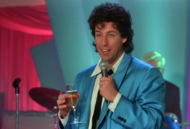 The Wedding Singer  Valentine's Day Party