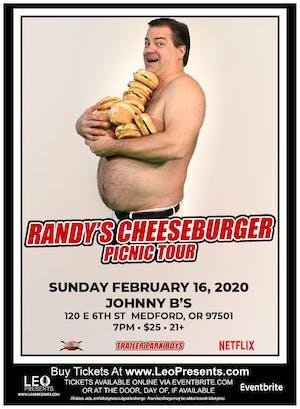 Randy's Cheesebuger Picnic