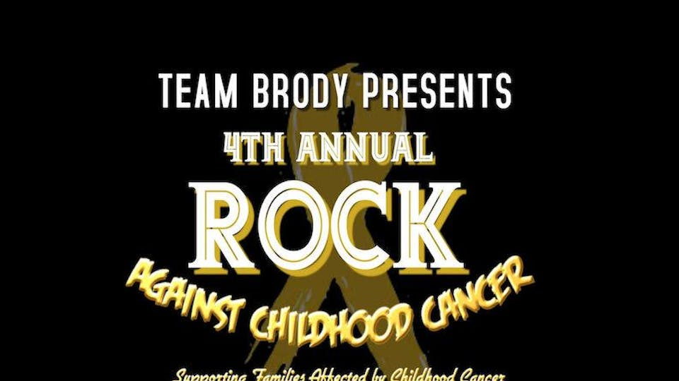 4th Annual Rock against Childhood Cancer