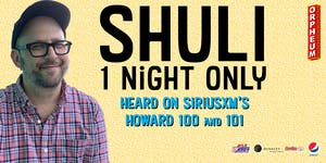 Shuli 1 Night Only