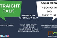 Straight Talk: Social Media - The Good, The Bad, The Future