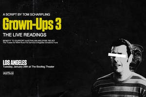 Grown-Ups 3 - The Live Reading