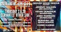 RE:Search ft. Denver Wook Rescue w/ Megascopes
