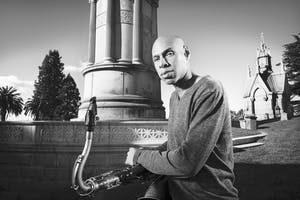 Conversation with  Joshua Redman
