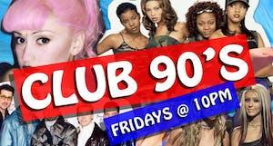 Club 90s presents