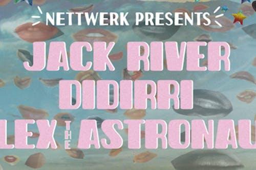 Jack River / Didirri / Alex The Astronaut